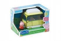 Prasátko Peppa karavan kempingový vůz