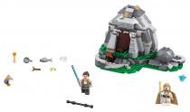 Lego Star Wars 75200 Výcvik na ostrove planéty Ahch-To