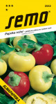 Semo Paprika zeleninová pálivá - Almapaprika jabĺčková, na pole aj na rýchlenie 0,4g