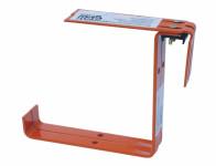 Držiak truhlíka PETUNIA kovový nastaviteľný terakota 2ks