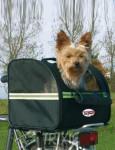 Prepravka Biker-Bag na bicykel na nosič 35x28x29cm TR 1ks