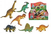 Gumový dinosaurus 11-14cm - mix variantov či farieb