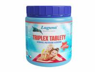 Tablety mini LAGUNA TRIPLEX 3v1 do bazéna 500g