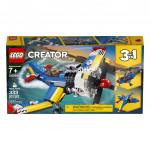 Lego Creator Závodné lietadlo