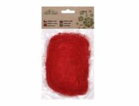 Vlákno sisalové červené 25g