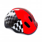 Spokey STIG Dětská cyklistická přilba, 49-56 cm