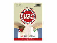 Ochrana proti tvorbe hniezd STOP HNIEZDO 4ks - VÝPREDAJ