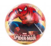 Míč Spiderman 230mm perleťový
