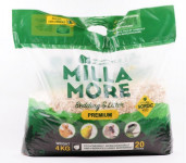 Podstielka hlod. štiepky osika MillaMore Premium 20l / 4kg