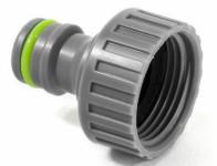 Adapter na kohútik 3/4 Stalco GARDEN vnútorný závit plastový - VÝPREDAJ