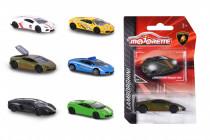 Lamborghini autíčko kovové - mix variantov či farieb
