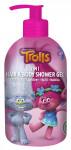 Sprchový gel + šampón 2v1 Cooper Troll