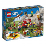 Lego City 60202 Sada postáv - dobrodružstvo v prírode