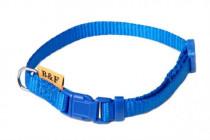 Obojok puppy nylon rozlišovaciu - modrýB & F 1,00 x 20-35 cm