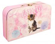 Kufřík Kočky 35 cm