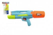 Vodné pištole plast 33cm - mix farieb