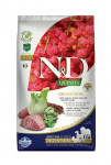 N & D GF Quinoa DOG Digestion Lamb & Fennel 2,5kg