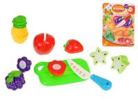 Sada ovocie / zelenina krájací - mix variantov či farieb