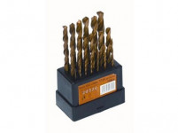 vrták do kovu sada HSS TITAN 1,0-10x0,5mm 19díl.