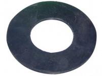 tesnenie WC ABU Sanitaire memb. rovná, 62x30 gúm.