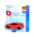 Auto Bburago Street Fire kov 10cm 1:43 - mix variantov či farieb
