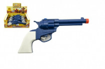 Vodní pistole kovboj stříkací plast 25cm