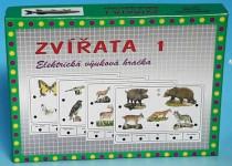 Zvířata 1 společenská hra na baterie