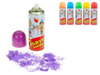 Párty rezance 250 ml v spreji - mix farieb