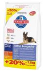 Hill 'Canine Senior 5+ Large Breed 12 kg + 2,5 kg zadarmo