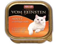Animonda VomFeinsten Clas. cat van.- drůbež,telecí 100 g