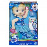 Baby Alive Blond mořská panna