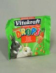 Vitakraft Rodenta Rabbit poch. Drops Happy 40g