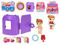 Roomie Boo Surprise bábika + šaty s doplnkami v domčeku - mix variantov či farieb