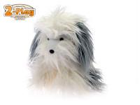 Pes plyšový 27 cm sedící 2-Play