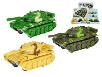 Tank 11 cm na setrvačník - mix barev