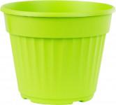 Květináč Bernina (Culticotto) - zelený 14 cm