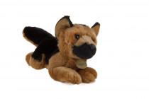 Pes plyšový SHEPHERD  28cm