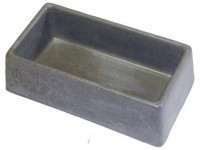 miska obdĺžnik 245x135x75mm betón (85)