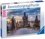 Praha: Procházka po Karlově mostě 1000 dílků