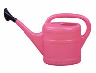 Kanva s ružicou plastová ružová 5l