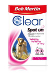 Bob Martin Clear spot on DOG L 268mg a.u.v. sol 1x 2,68ml (pipeta)