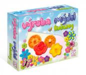 Výroba mydla - Kvety