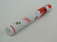 Konfety vystřelovací v tubě výška 40 cm mix