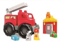 MEGA BLOKS hasičský voz