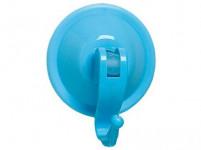 háčik s prísavkou 4,8cm plastový - mix farieb