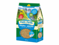 Zob PEPIK & FERDIK pro malé papoušky 500g