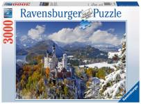 Klasické Německo 3000 dílků