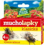Zdravá zahrada - Mucholapka sada 4 ks