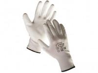 rukavice BUNTING nylon / polyuretán vel. S