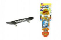 Skateboard prstový maxi plast 27cm - mix barev